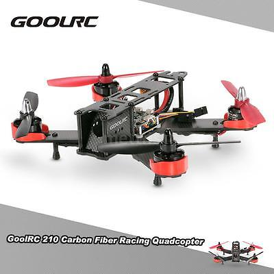 GoolRC 210 Carbon Fiber Racing Drone RC Quadcopter CC3D Flight-Controller S6U9