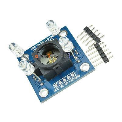 eBay - GY-31 TCS3200 Color Sensor Recognition Module
