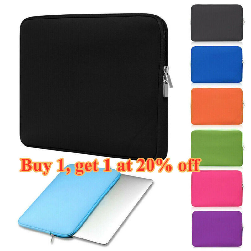Sleeve Case Cover For MacBook Air Pro Lenovo HP Dell Asus 11