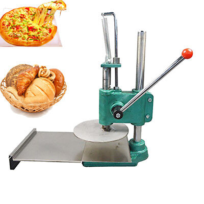Household Pizza Dough Pastry Manual Press Machine Roller Sheeter Pasta Maker