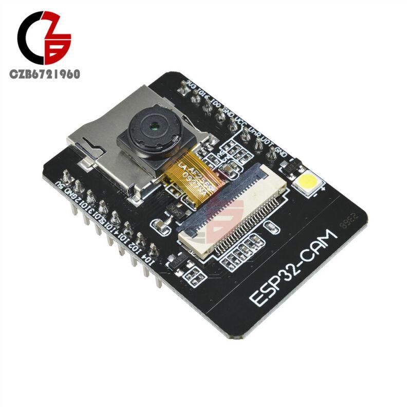 5v Wifi Bluetooth Module Camera Development Board Ov2640 Esp32-cam Us Stock