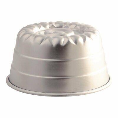 Italo Ottinetti Shaped Bottom Pudding Mould - 22 cm