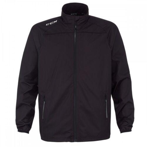 CCM Hockey Lightweight Warm Up Jacket Rink Suit Full Zip CCM Jacket