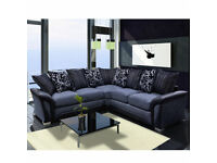 **X-Mass SALE** New Stylish SHANNON 3+2 seater sofa corner sofa
