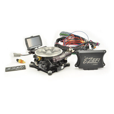 FAST 30226-06KIT EZ-EFI Self-Tuning Fuel Injection Kit Carb to EFI Touch -