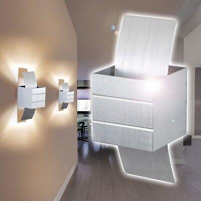 LED Wandleuchte Design Wand Strahler Wohn Zimmer Lampen Wandlampe Flur Leuchten
