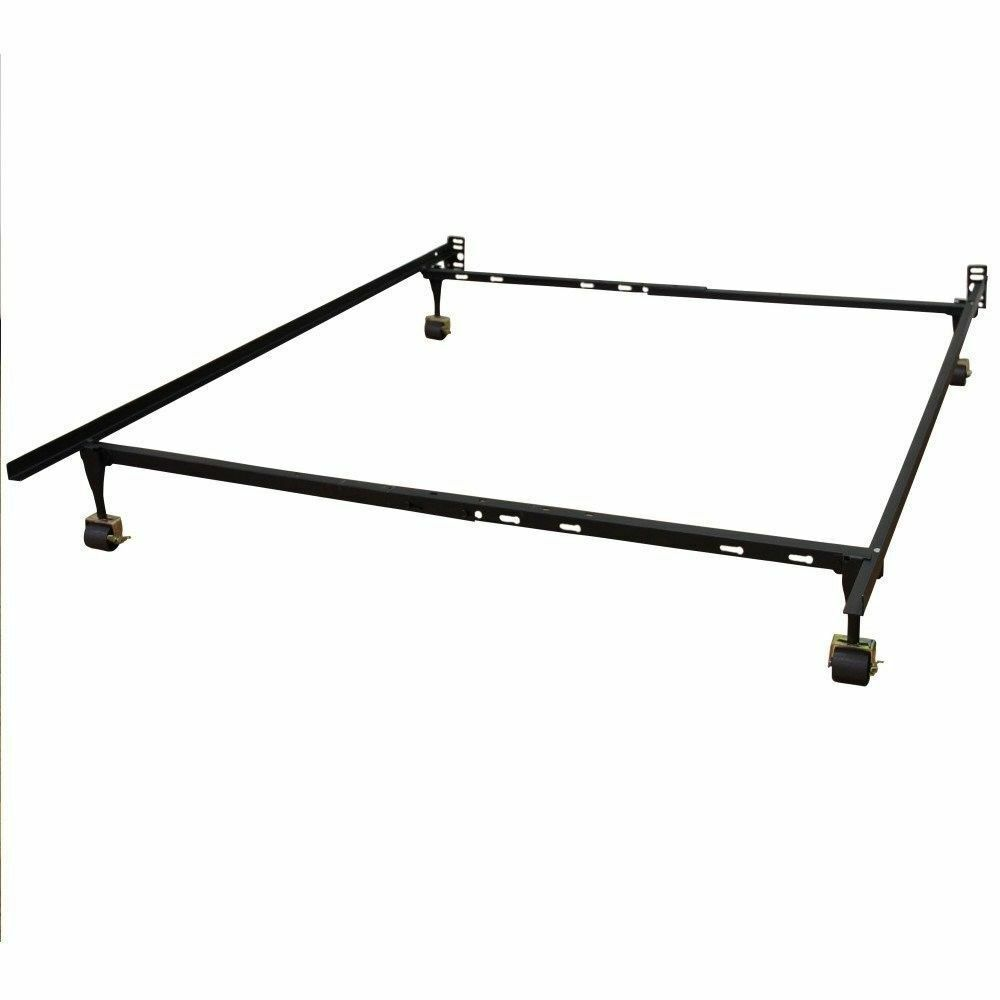 Classic Brands Hercules Standard Metal Bed Frame | Adjustabl