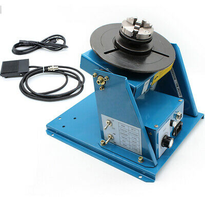 Automatic Welding Machine Rotary Welding Positioner High Positioning Accuracy
