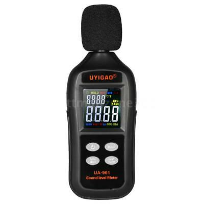 Digital Sound Level Meter 35-135db Noise Volume Decibel Monitoring Tester I7b9