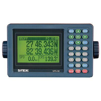SI-TEX GPS-90 MKII 18-Channel GPS Receiver w/LORAN TD Conversion [GPS-90MKII]