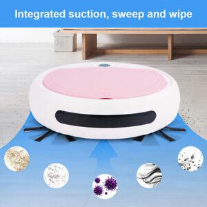 4 IN 1 Automatic Smart Robot Vacuum Cleaner Sweeper Floor Carpet Rechargeable UK