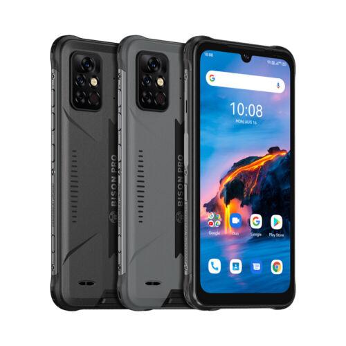 Android Phone - UMIDIGI BISON Pro Smartphone Rugged 128GB NFC Waterproof IP68/IP69K Unlock Phone