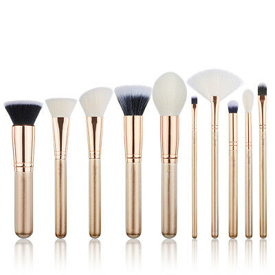 New Best Makeup Brushes Set Sweep Foundation Blush Powder Lip Face Cosmetic