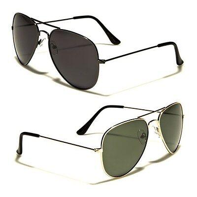Air Force Polarized Lenses Classic Aviator Men and Women (Air Sunglasses)