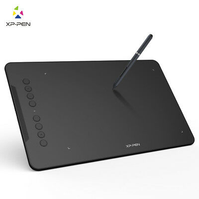 "XP-Pen Deco01 10x6.25"" Professional Graphics Drawing Tablet 8192 levels"
