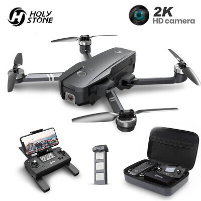 Holy Stone HS720 FPV Drone with Wifi 2K HD Video Camera RC Quadcopter Brushless