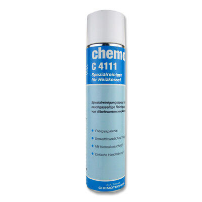 Kesselreinigung Spray Öl- Heizung Reiniger Kesselreiniger C4111 600 ml