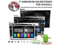 "7 "" HD Android GPS Bluetooth WiFi USB SD Car Stereo + Screen Mirror For Vauxhall Astra Corsa Zafira"