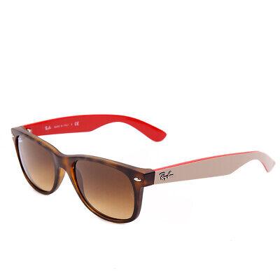 Ray-Ban New Wayfarer RB2132 618185/55 Havana Brown Beige Gradient Sonnenbrille