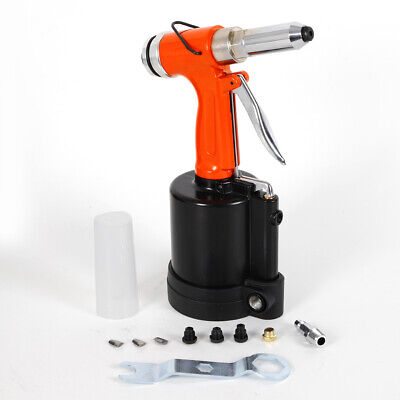 Pneumatic Air Riveter Hydraulic Tool Rivet Riveting Gun Home Garage Tools