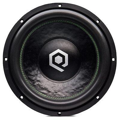 """SoundQubed HDS3.115-D4 15"""" Dual Voice Coil 4 Ohm 1200W RMS/2400W Peak Subwoofer"""