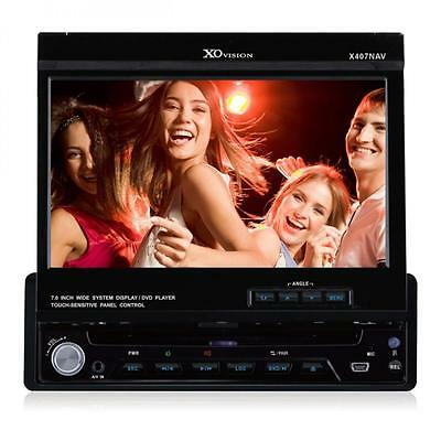 XOVision Automobile Audio/Video GPS Navigation System - 7 -