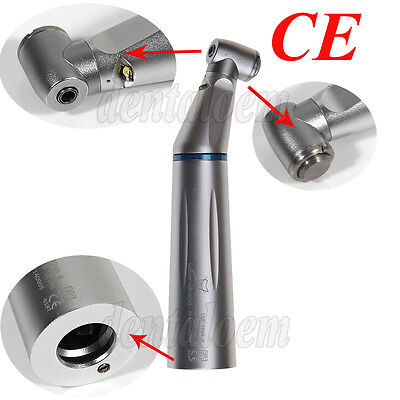 Dental Contra Angle Led Light Inner Water Spray Low Speed Handpiece E Type