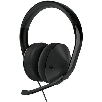 Microsoft S4V-00012 Xbox One Wired Stereo Headset - Black