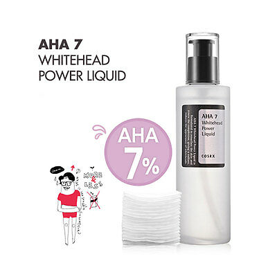 [COSRX] AHA 7 Whitehead Power Liquid 100ml /whiteheads and sebum/ blackhead