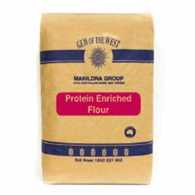 Manildra Protein Enriched Flour (12.5kg)