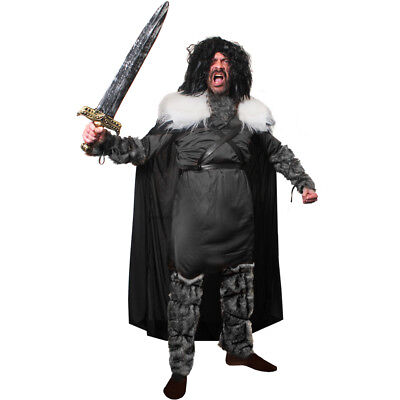 MENS BOOK CHARACTER FANCY DRESS COSTUME MEDIEVAL FANTASY FANCY DRESS OUTFIT