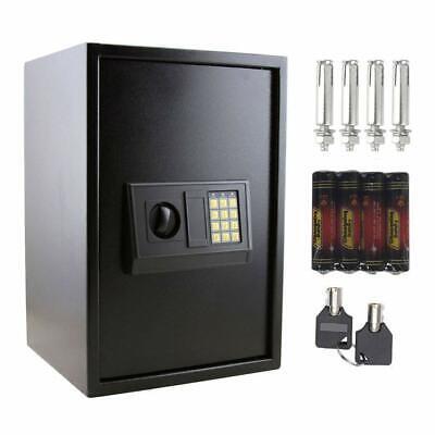 Home Digital Electronic Keypad Lock Depository Safe Box Security Gun Lock NEW US Gun Electronic Lock