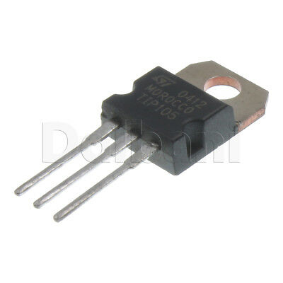 Tip105 Original St Microelectronics Power Bipolar Transistor