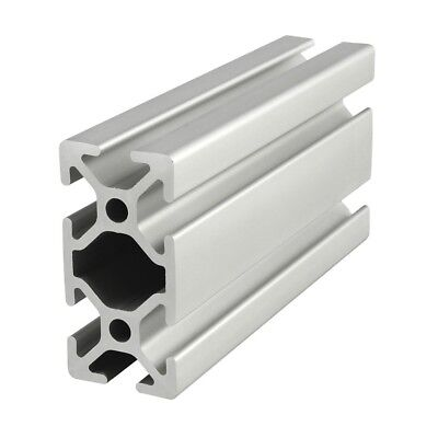 8020 Inc T-slot 25mm X 50mm Aluminum Extrusion 25 Series 25-2550 X 1220mm N
