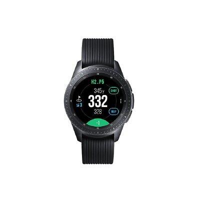 SAMSUNG Galaxy Smart Watch Golf GPS Tracker Bluetooth 42mm SM-R810
