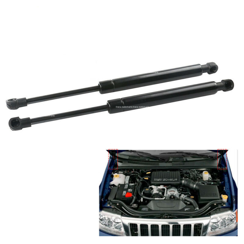 For Jeep Grand Cherokee 1999-04 Front Hood Gas Lift Supports Struts Shocks x2