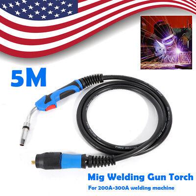 Welder Complete Replacement Mig Torch Stinger 16.5 5m Welding Gun Parts