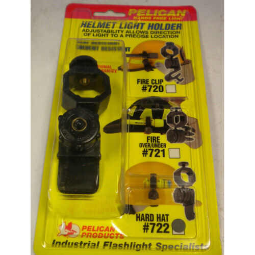 PELICAN HELMAT FLASH LIGHT HOLDER #722