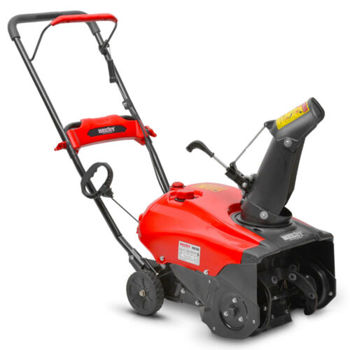 Hecht 9036 Schneefräse Benzin Motor  Benzinschneefräse Arbeitsbreite 36 cm