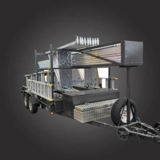 Ladder Trailer Campbellfield Hume Area Preview