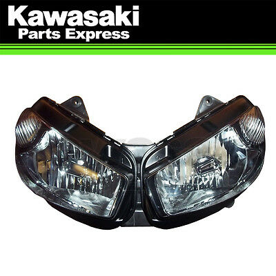 NEW 2009 - 2016 GENUINE KAWASAKI NINJA 650R / 1000 HEADLIGHT ASSEMBLY 23007-0144