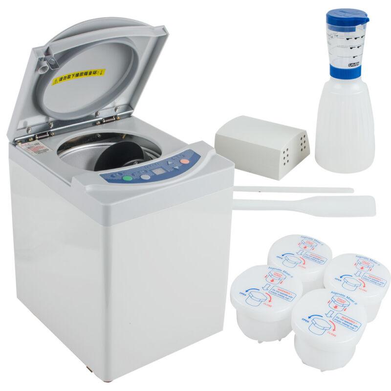 Dental Alginate denture material Mixer Amalgamator Dental lab equipment 110/220V