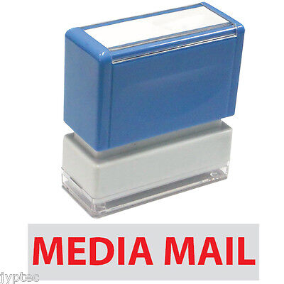 Jyp Pa1040 Pre-inked Rubber Stamp With Media Mail