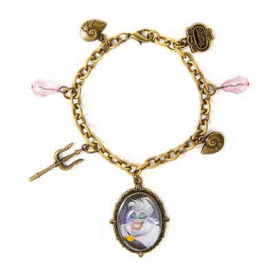 Disney Female Villains Costumes (Claire's DISNEY VILLAINS Jewelry URSULA Bracelet Costume The Little)