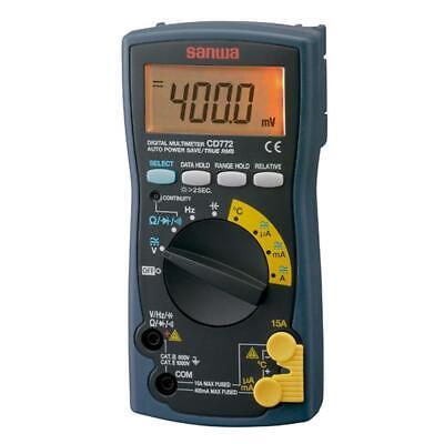 Digital Multimeter Sanwa Cd772