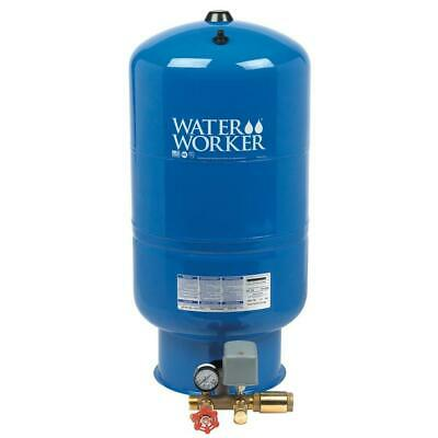 26 gal. pressurized well tank   water worker steel vertical pump pressure -