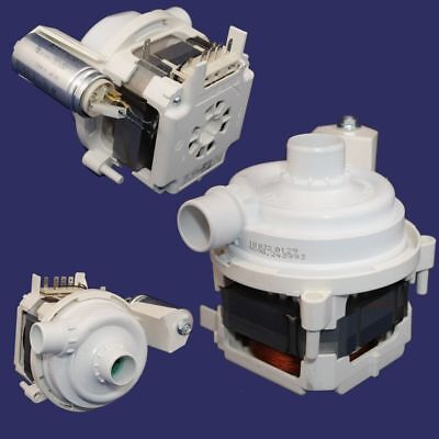 Bosch Dishwasher Circulation Pump Wash Motor 491434 00239144 266511 (Wash Motor)