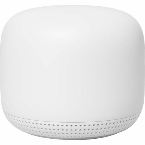 Google Nest Wifi AC1200 Range Extender Add-on Point (Snow) - GA00667-US