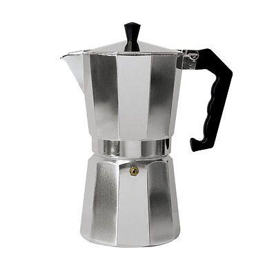 Epoca Primula Aluminum 3-Cup Stovetop Espresso Coffee Maker