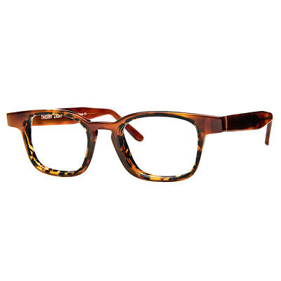 Eyewear THIERRY LASRY HORMONY 053 Brown Tortoise 47 20 143 100% Authentic New (Thierry Lasry Eyewear)